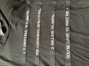 T-Shirt TRF Zara