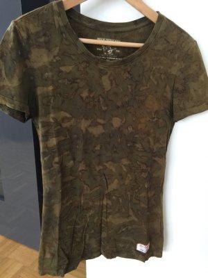 T-Shirt True Religion Camouflage S