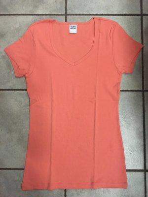 T-Shirt Vero Moda lachsfarben in Größe L