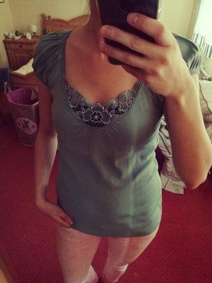 T-Shirt Vero Moda mit Spitze S/M