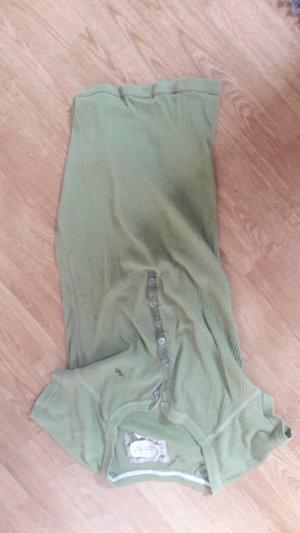 Abercrombie & Fitch Camiseta verde oliva