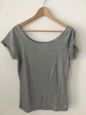 Abercrombie & Fitch Carmen Shirt light grey