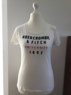 """T-Shirt von """"Abercrombie & Fitch"""" Gr. L"""