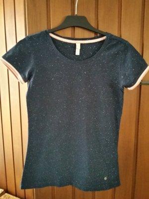 T-Shirt von adidas neo blau