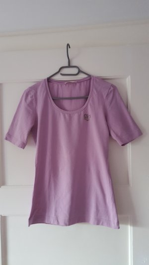 Airfield T-shirt mauve