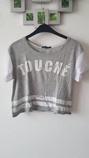 Alcott Camisa blanco-gris claro