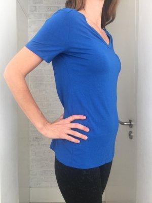 T Shirt von Alexander Wang in tollem Blau