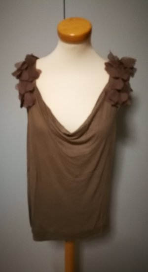 Amisu Waterval shirt bruin