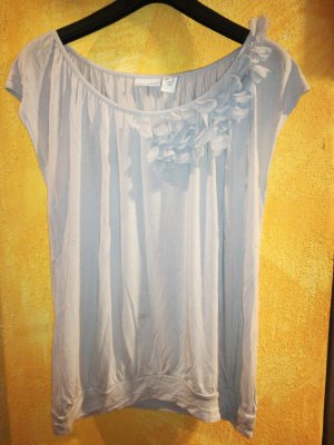Amy Vermont Top gris clair