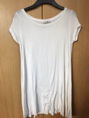 Bershka Camisa holgada blanco