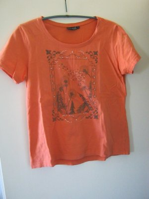 Blue Seven T-Shirt orange