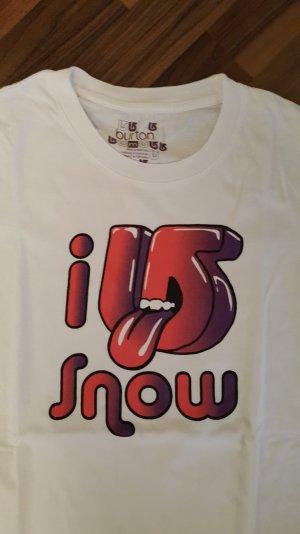 T-Shirt von Burton Größe M