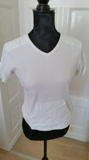 T-shirt von Camera in weiß