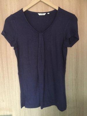T-Shirt von der Marke Tom Tailor Denim in der Farbe Blau-lila