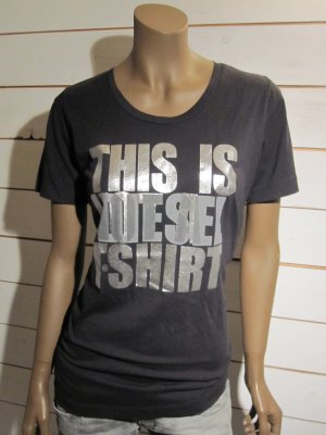 T - Shirt von Diesel, mit Frontprint