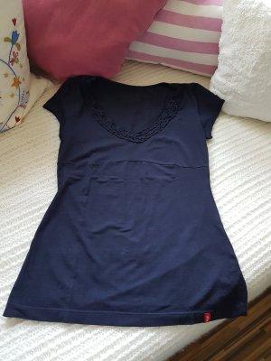 T-Shirt von Edc by Esprit, Gr. L, Blau