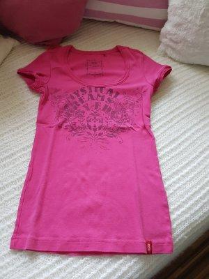 T-Shirt von edc by esprit, Gr. S, Pink