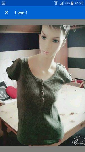 T Shirt von EDC Khaki Gröse M