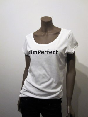 T - Shirt von Esprit, black - white