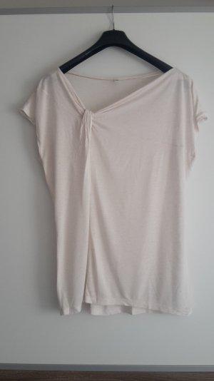 T-Shirt von Esprit in creme