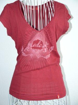 T-Shirt von Esprit mit V-Ausschnitt