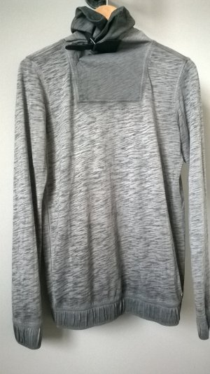 G-Star Raw Batik Shirt silver-colored-anthracite cotton