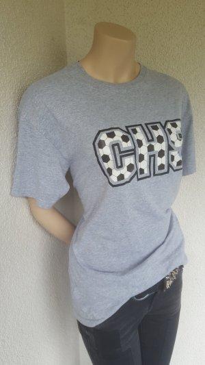 Gildan T-shirt gris clair
