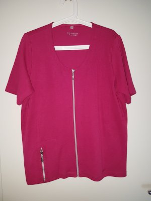 T-Shirt von Gina Laura in Pink