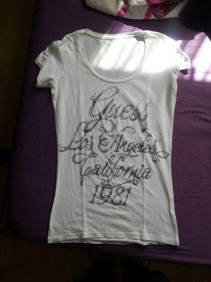 T-shirt von Guess mit Print