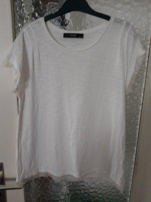 Hallhuber T-Shirt natural white