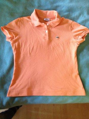 T-Shirt von Lacoste in orange (Größe 40)
