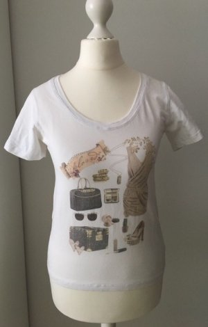 Made in Italy Camiseta multicolor