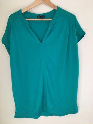 Mango Basics Oversized shirt veelkleurig Viscose
