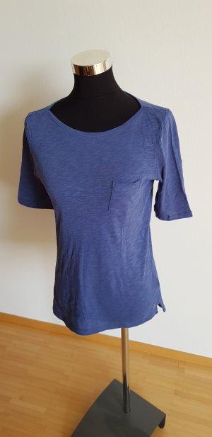 Marc O'Polo Camiseta azul aciano Algodón