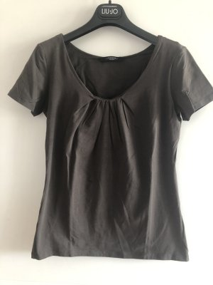 T-Shirt von MaxMara Weekend in Braun