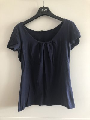 T—Shirt von MaxMara Weekend in Dunkelblau