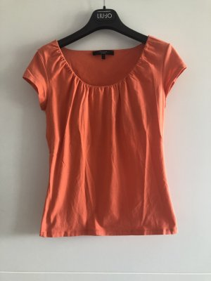 T-Shirt von MaxMara Weekend in Orange