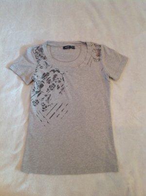 T-Shirt von MEXX mit rundem Ausschnitt in XS