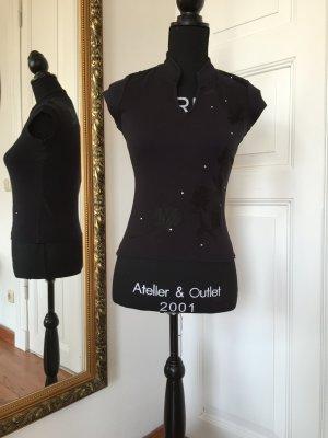 T-Shirt von MEXX schwarz