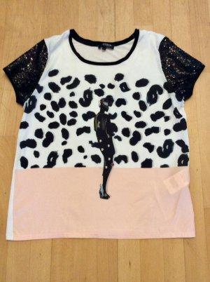 T-Shirt von Morgan De Toi Gr.L