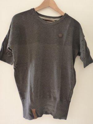 T-shirt von Naketano in grau