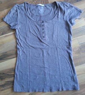 T-Shirt von Only in olivgrün, Größe L