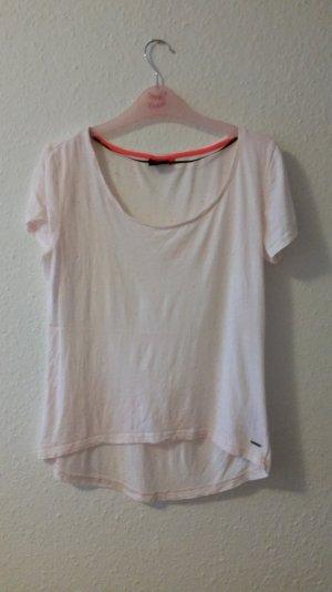 T-Shirt von Only mit Farbsprenklern