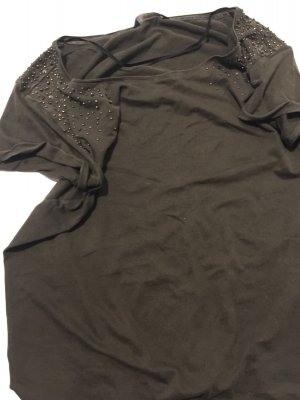 T Shirt von only mit Pailletten