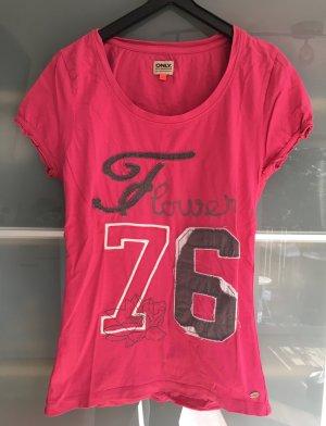 T-Shirt von Only Pink
