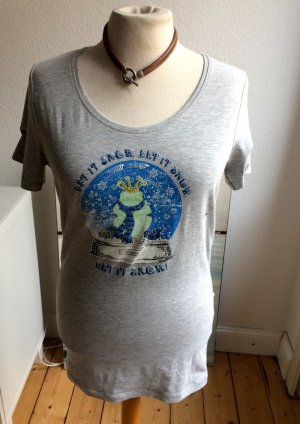 T-Shirt von PRINCESS GOES HOLLYWOOD, grau, M - w NEU