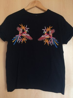 T-Shirt von pull&bear