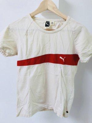 Puma Sportshirt room-oranje