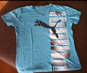 T-Shirt von Puma Größe M