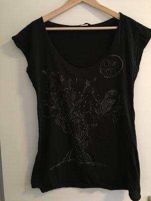 T-Shirt von Review in Größe L